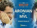World cup cờ vua thế giới 2017: Trật tự được lập lại?