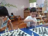 Hình ảnh lớp học cờ vua cơ sở Lạc Long Quân
