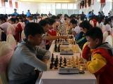 Giải cờ vua trẻ toàn quốc 2017 cán mốc kỷ lục vận động viên