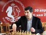 Kramnik đại chiến Krajakin tại giải cờ vua Russian Premier League