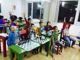 Hình ảnh lớp học cờ vua cơ sở Mỗ Lao
