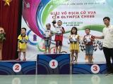 Giải cờ vua Olympia chess 2019, bước chạy đà cho Hội khỏe phù đổng