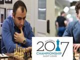 Ván cờ gây chấn động giải vô địch cờ vua Mỹ 2017: Varuzhan Akobian vs Fabiano Caruana