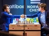 Ván cờ hoàn hảo của Levon Aronian trước vua cờ Magnus Carlsen