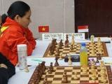 Bảo Trâm độc chiếm ngôi đầu bảng giải cờ vua thế giới khu vực 3.3