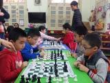 Hình ảnh lớp học cờ vua cơ sở Hào Nam